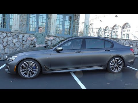 The 180 000 BMW M760i Is the Most Expensive BMW Ever