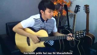 Chahun Main Ya Naa (Aashiqui 2) Nathan Fingerstyle Cover [ Aditya Roy Kapur, Shraddha Kapoor ]