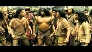 Tony Jaa is just a tad bit tipsy Ong Bak 2 Drunken Style Fight Scene