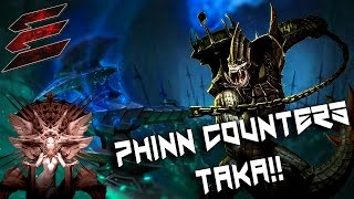 Vainglory The REAL Grind Begins | Update 2.2 | Ep 3 | Phinn Counters Taka!!