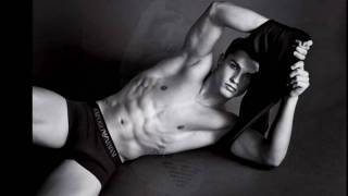 Cristiano Ronaldo strips for Armani ad