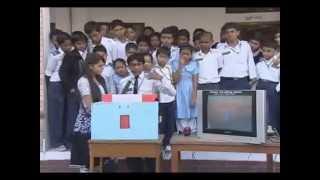President Prof Dr Iajuddin Ahmed Res Model School & College Banglavishon program