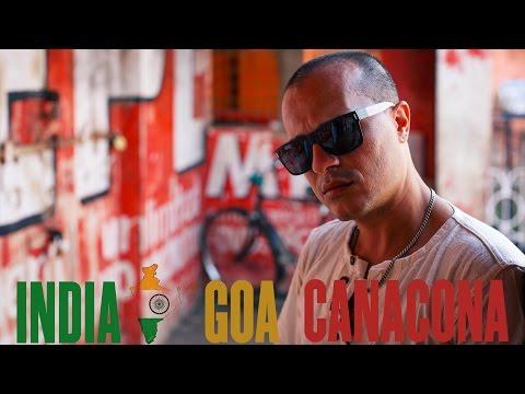 INDIA GOA #12 CHAUDI   CANACONA   MERCATO DA VOMITO
