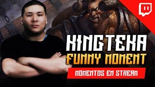 Kingteka | Moment Funny | Twitch | Dota 2