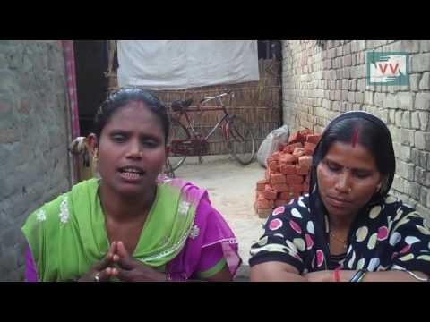 IMPACT - Now toilet built in Dalelganj village of Uttar Pradesh - Madhuri Reports for Indiaunheard