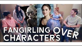 FAN-BOY/GIRLING OVER FANTASY CHARACTERS  Episode 3 