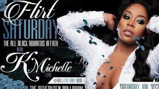 K. Michelle Performs And Twerks Live (1080p)