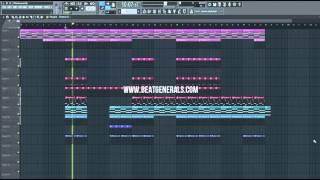 Post Malone -  'White Iverson'  FL Studio 12 Tutorial |  FLStudio 101. com | Learn how to make beats