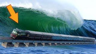 Most Dangerous Railway Bridges In The World