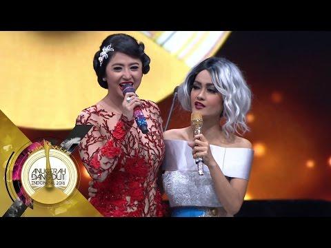 Xxx Mp4 Eksklusif Dewi Perssik Dan Julia Perez Baikan Dan Nyanyi Bareng ADI 2016 512 3gp Sex
