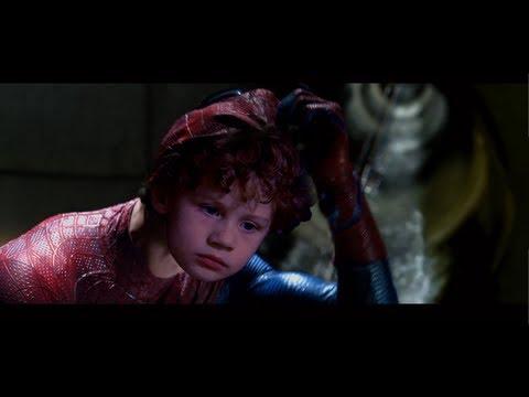 spiderboy - the amazing spiderman 2012