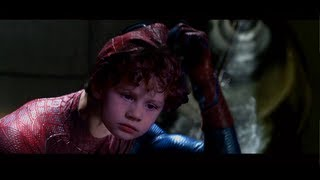 spiderboy  the amazing spiderman 2012