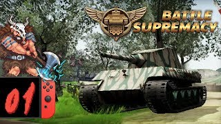 World of Tanks on the Switch? Let