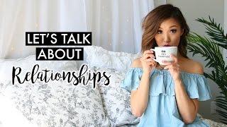 Let's Talk About Relationships   ilikeweylie