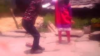 pradeep raaj new video my nef, kashish & bro  karan pahari dance
