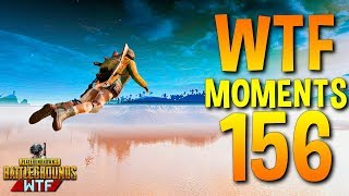 PUBG WTF Funny Moments Highlights Ep 156 (playerunknown