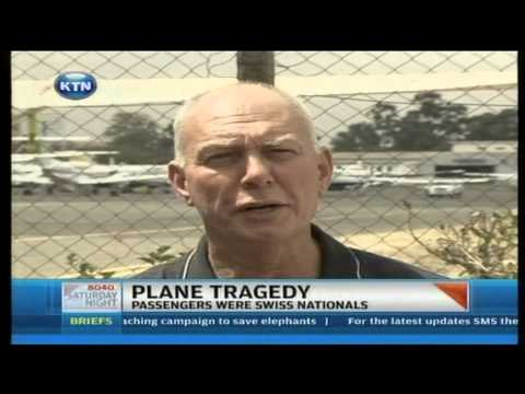 Missing plane found after 3-day search