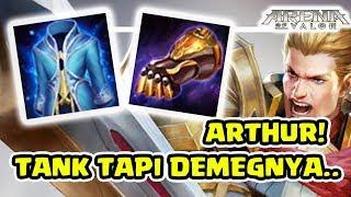 New Hero Arthur! Tank tapi DEMEGNYA Omaigot! Mangcap! - Arena of Valor AOV