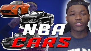 GUESS THAT NBA PLAYER'S CAR QUIZ