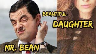 Rowan Sebastian Atkinson (Mr. Bean) Beautiful Daughter 2018|| Family || Wife