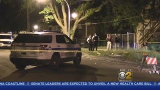 Naked Woman Found Dead On Street In East Garfield Park