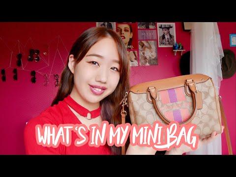 最近のバッグの中身の紹介! / What's in my bag!!
