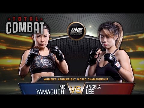 Xxx Mp4 Total Combat Mei Yamaguchi Vs Angela Lee Full Fight Replay 3gp Sex