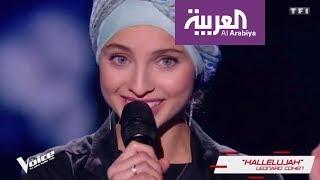 صباح العربية : سورية تبهر ذا فويس فرنسا بأنشودة عربية