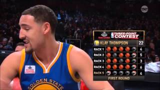 2016 NBA Three Point Contest (Full Highlights) Splash Brothers!