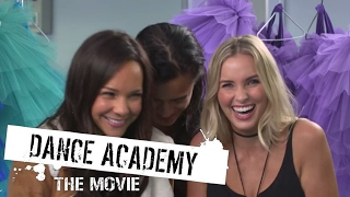Group Love - Behind the Scenes of Dance Academy the Movie