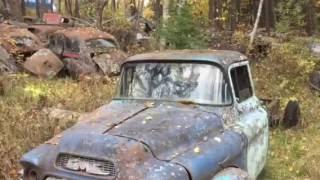 Vintage auto wrecker #1
