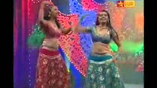 Suhasini & Pooja in jodi no  1