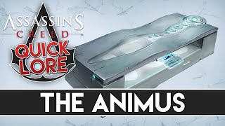 What Is The ANIMUS? | Assassin
