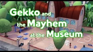 PJ Masks English Episode 15   Gekko And The Mayhem At The Museum   Full HD #KidsCartoonTv