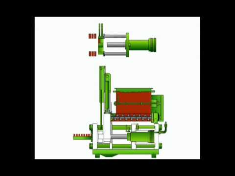 RUF Briquette Press How It Works Akhurst Biomass Machinery