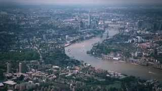 Free London Aerial Stock Footage - Videvo.net