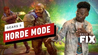 Gears 5 Is Bringing Back Horde Mode - IGN Daily Fix