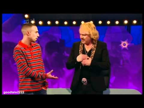 Keith Lemon Acting Improvisation - Celebrity Juice HD.avi