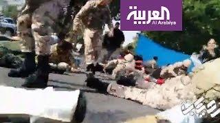 هجوم على عرض عسكري في إيران يسقط العشرات