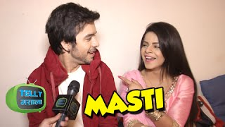 On Fan Demand : #ThaHaan aka Thapki & Bihaan EXCLUSIVE INTERVIEW | Thapki Pyar Ki