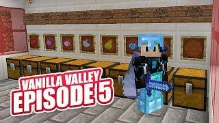 Building Dye Shop! | Minecraft Online Survival Timelapse Season 1 Episode 5 | GD Venus |