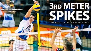 TOP 10 3rd meter spike | FIVB Club World Championship 2018