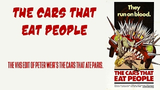 The Cars that Eat People