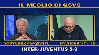 QSVS - I GOL DI INTER - JUVENTUS 2-3   - TELELOMBARDIA / TOP CALCIO 24