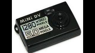 """Mini Camera """"HD Video Recorder"""""""