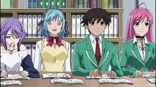 Rosario   Vampire Full Episode 8 English Dubbed