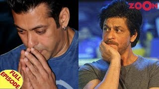Salman Khan is not happy with Bharat shooting? | SRK worried after fire on sets of