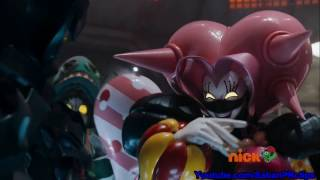 Power Rangers Dino Super Charge Ep 18 - Worgworld - Opening Scene