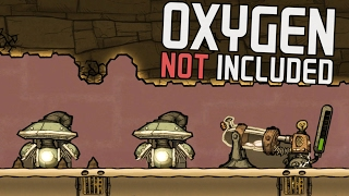 Oxygen Not Included!  Ep. 6 - Hydrogen Power Generation! - Oxygen Not Included Gameplay