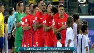 Brasil vs Chile - PARTIDO COMPLETO (Relato Chileno) - 10/10/2017 - Eliminatorias Russia 2018